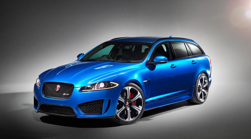 Jaguar XFRS Sportbrake 2014 review by CAR Magazine