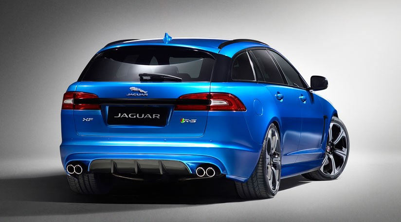 Jaguar xfr s sportbrake - photo#26