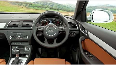 New Audi Q Review CAR Magazine - Audi q3 review