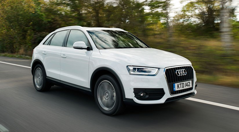 Audi Q3 1 4 Tfsi S Line 2014 Review By Car Magazine