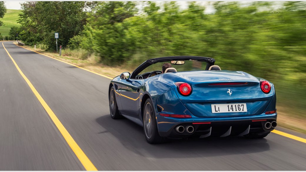 Ferrari California T >> Ferrari California T 2014 Review Car Magazine