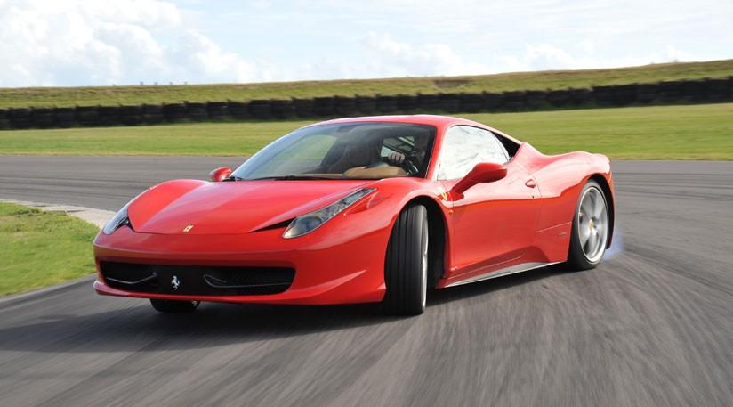 Ferrari 458 Italia facelift to get turbo 3.8 V8 by CAR Magazine