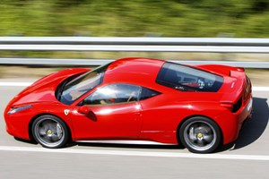 Ferrari 458 Italia gets turbo power in 2015