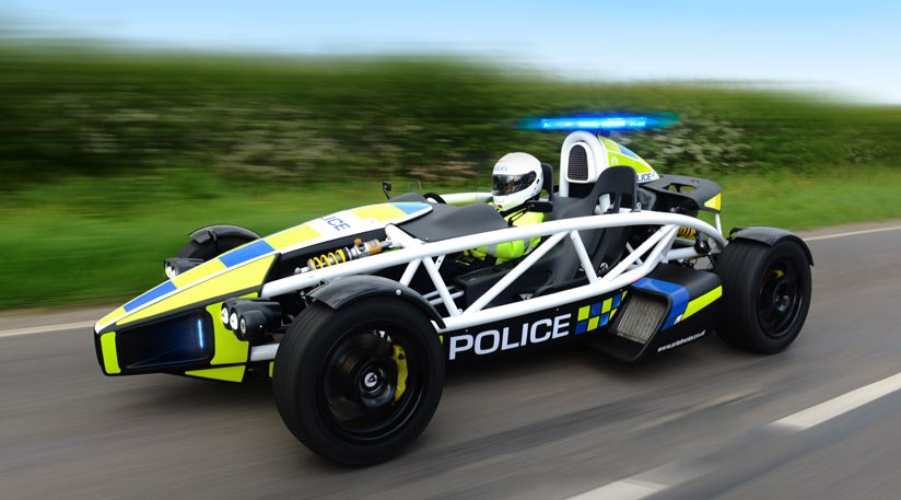 Ariel Atom police car (2014) revealed: Plod's anything but | CAR ...