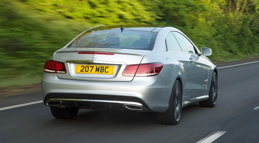 Mercedes E400 AMG Sport Plus Coupe (2014) Review ...
