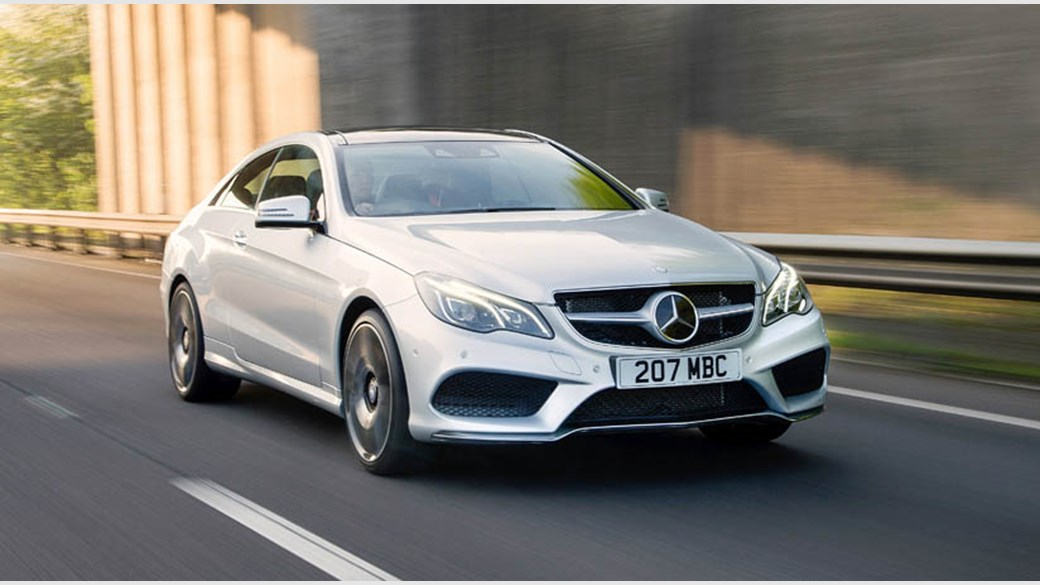 Mercedes E400 Amg Sport Plus Coupe 2017 Review