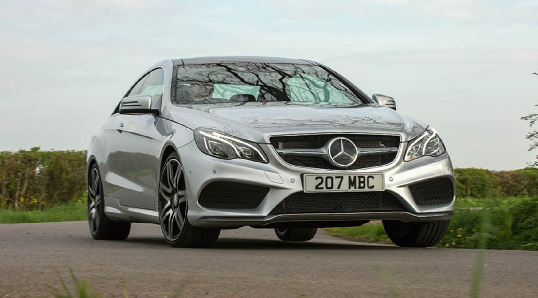 Mercedes E400 Amg Sport Plus Coupe 2014 Review By Car