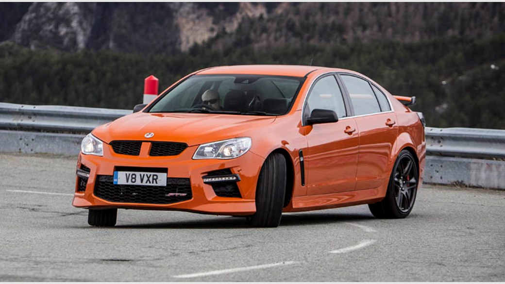 Vauxhall Vxr8 Gts 2014 Review Car Magazine