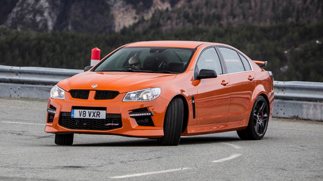 Vauxhall VXR8 GTS (2014) Review