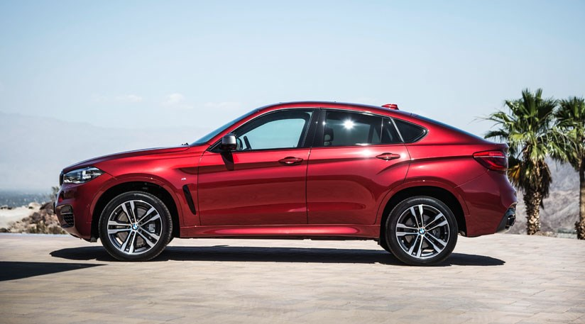 Bmw X6 2015 First Photos Of The X6 Mk2 By Car Magazine