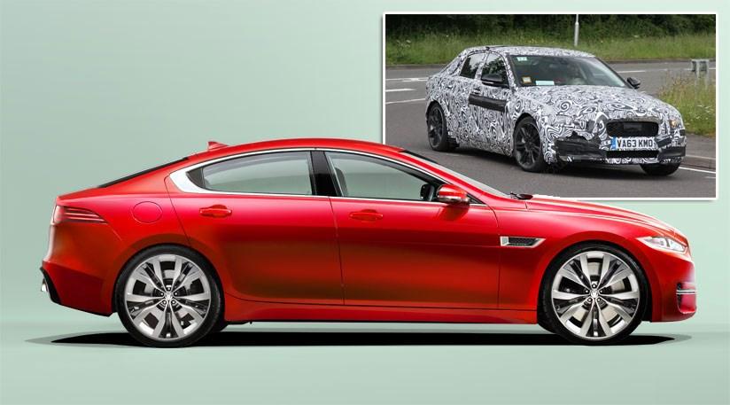 2014 - [Jaguar] XE [X760] - Page 6 001_2013-Jaguar-XS-side_rt