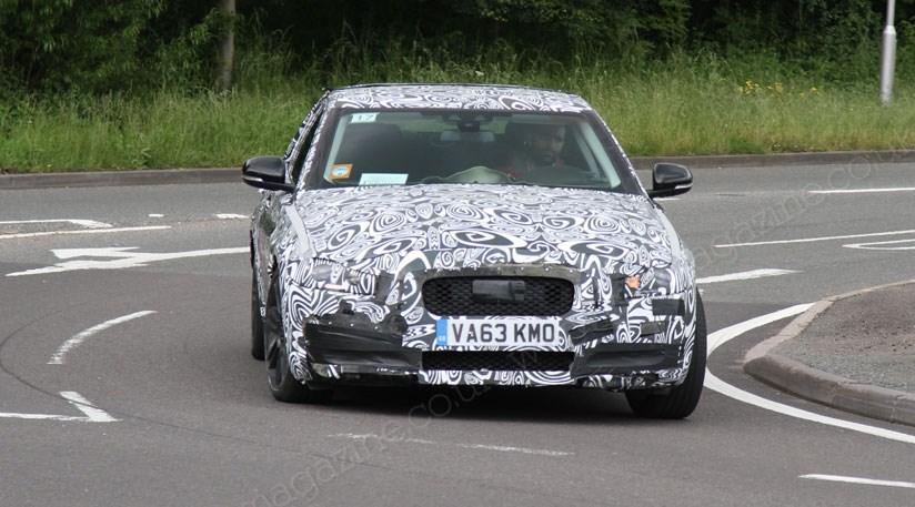Pollard Used Cars >> Jaguar XE (2015) spy photos: Jag's 3-series caught on test | CAR Magazine
