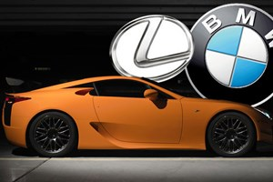 BMW and Lexus: bedfellows on Project Silk Road 2