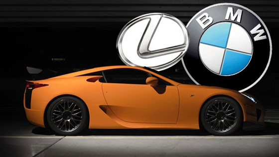 Toyota and BMW project Silk Road 2: new Supra, Z7