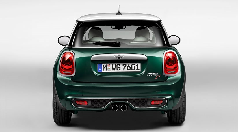 A New Badge For The Third Generation Mini Cooper Sd