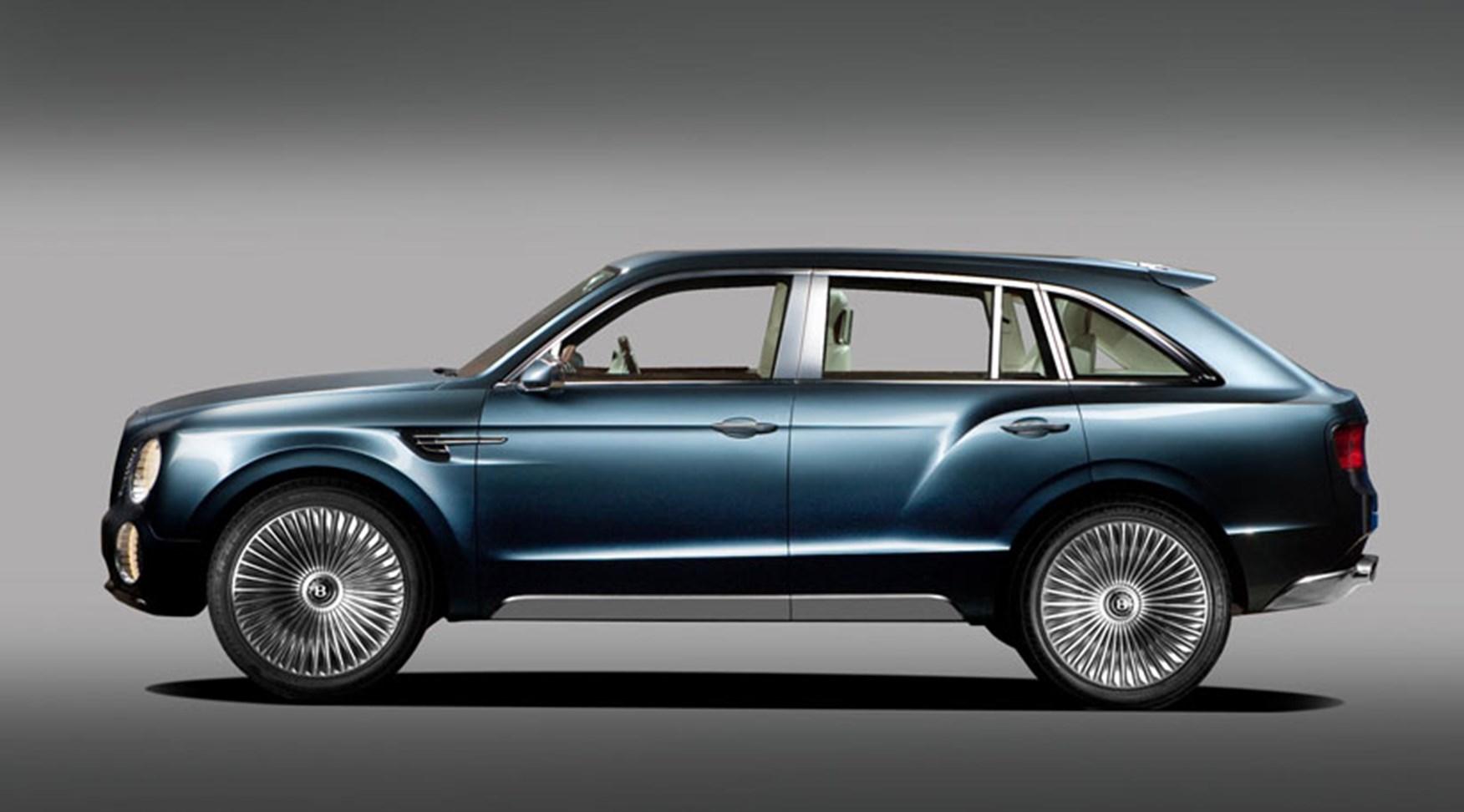Bentley Suv 2016 New Spy Photos Of Poshest 4x4 Yet By