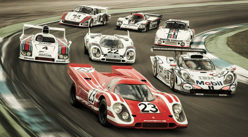 Porsche Le Mans Legends The Caren In Pictures