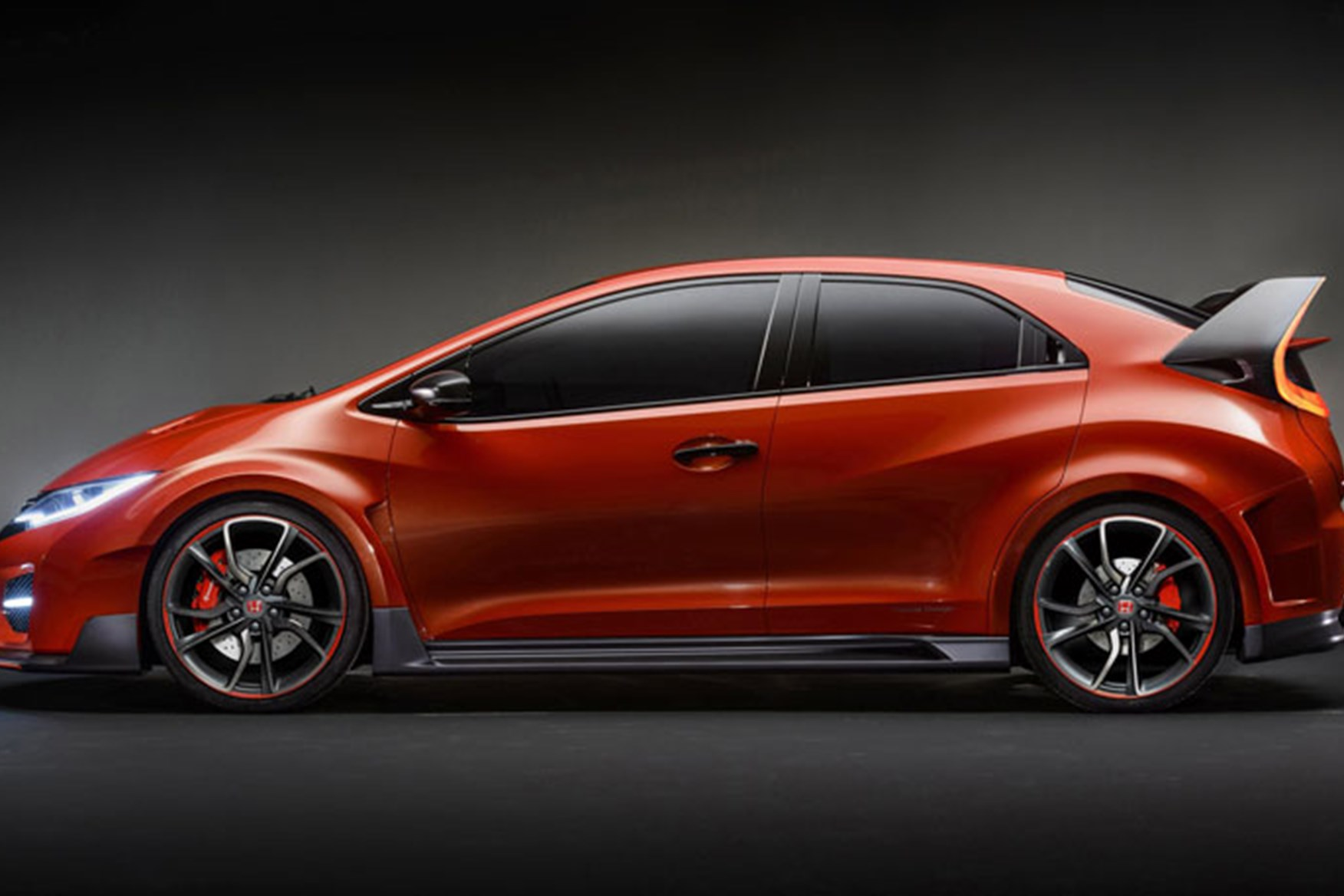 ... The Blueprint: Honda Civic Type R Concept Car Shown At 2014 Geneva  Motor Show