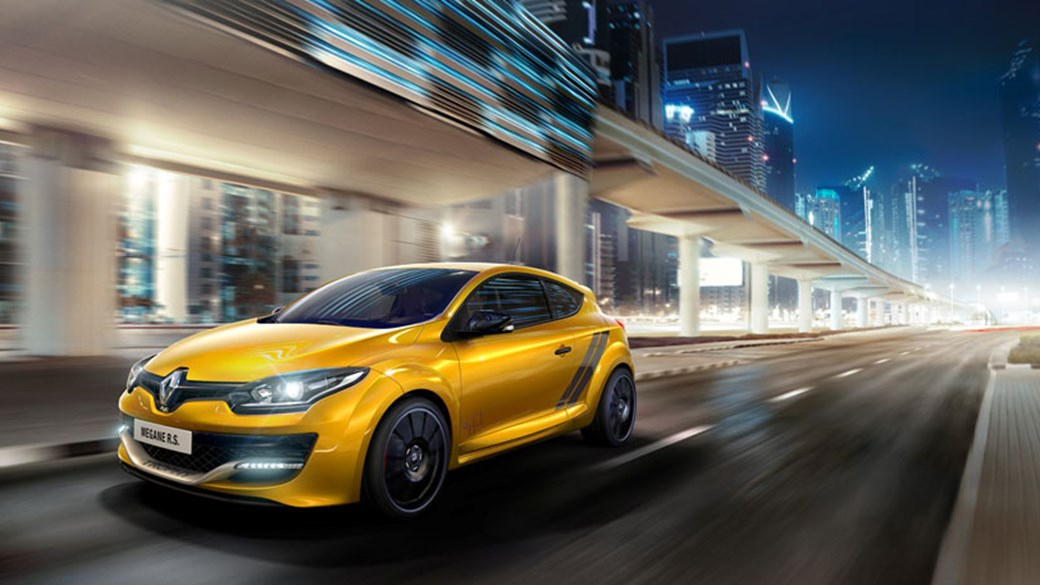 Renaultsport Megane 275 Trophy (2014) Review