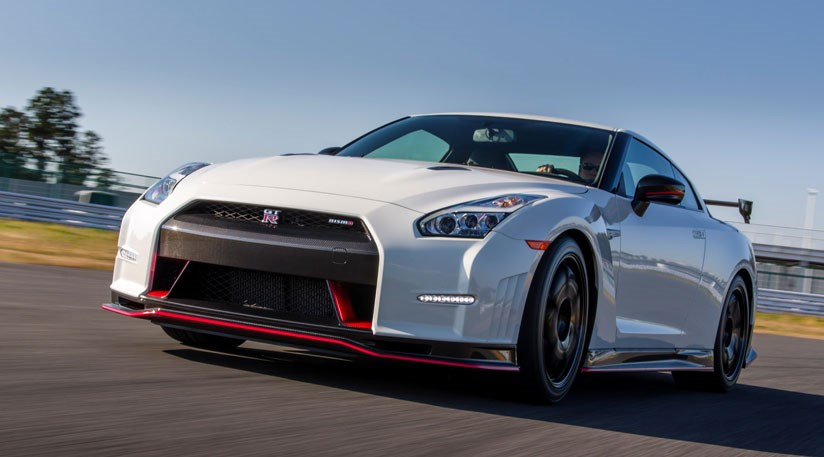 What A Nissan Gt R Looks Like Today