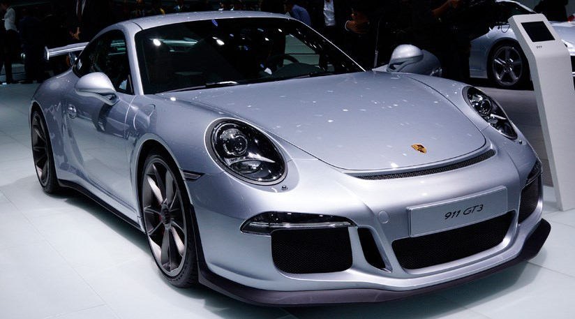 porsche 911 gt3 rs 2015 is this the new rennsport by car magazine. Black Bedroom Furniture Sets. Home Design Ideas
