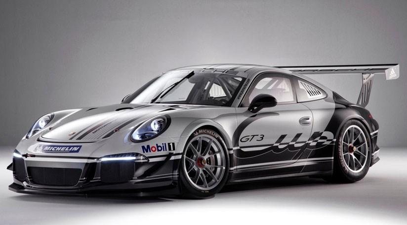 advertisement - Porsche 911 Gt3 2015