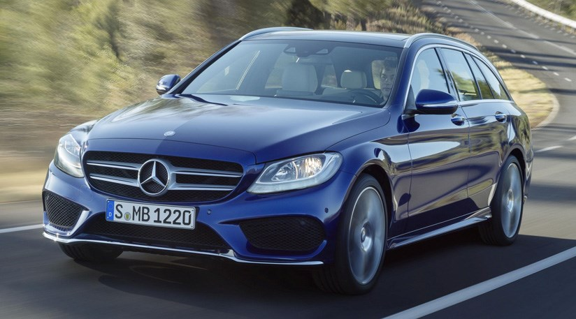 Mercedes c class estate 2014 prices to start from 28k for Mercedes benz starting price