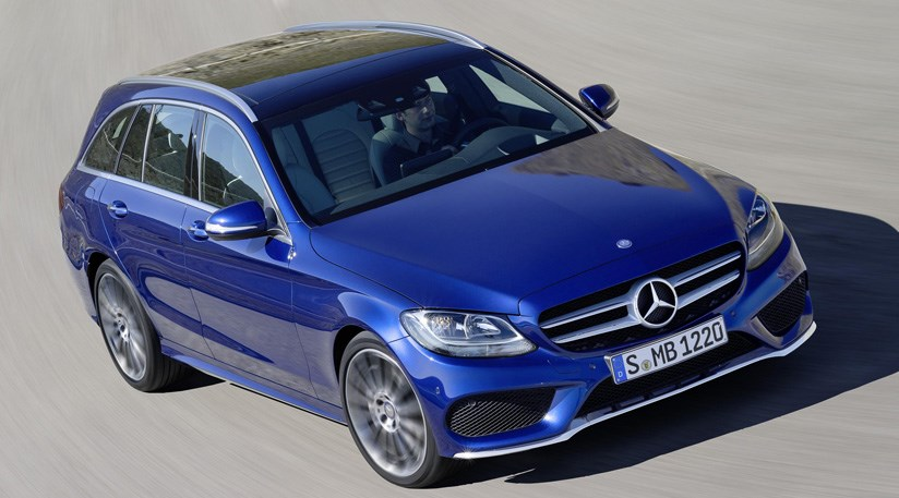 mercedes c class estate 2014 prices to start from 28k. Black Bedroom Furniture Sets. Home Design Ideas