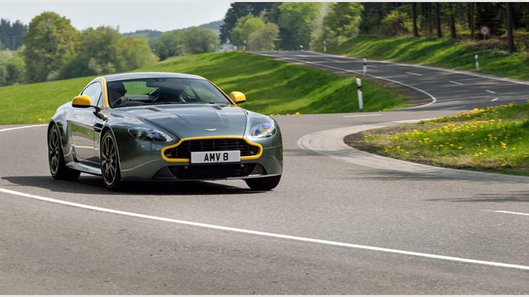 Aston Martin Vantage N Coupe Review CAR Magazine - Aston martin under 50k