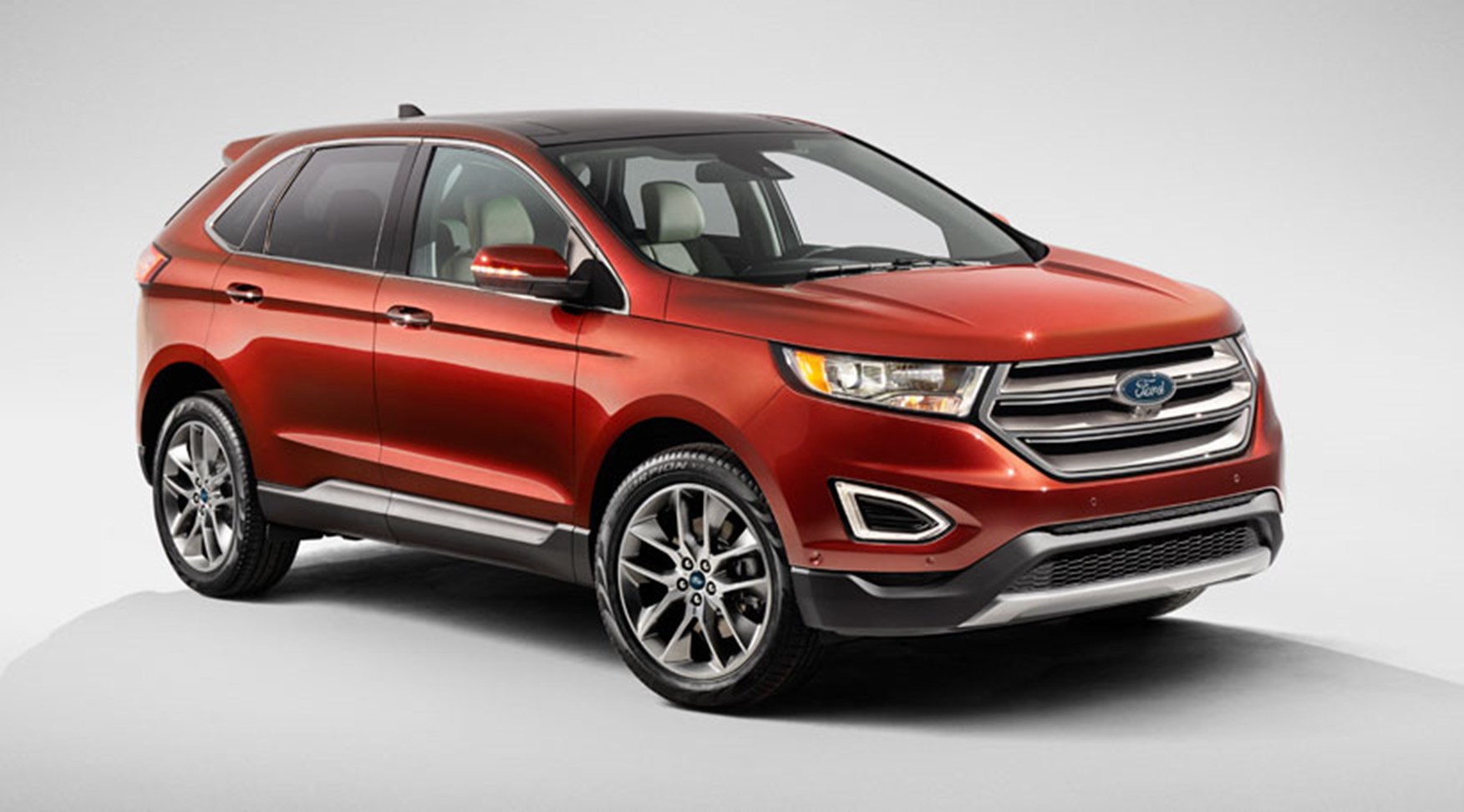 Inside The Cabin Of The Ford Edge