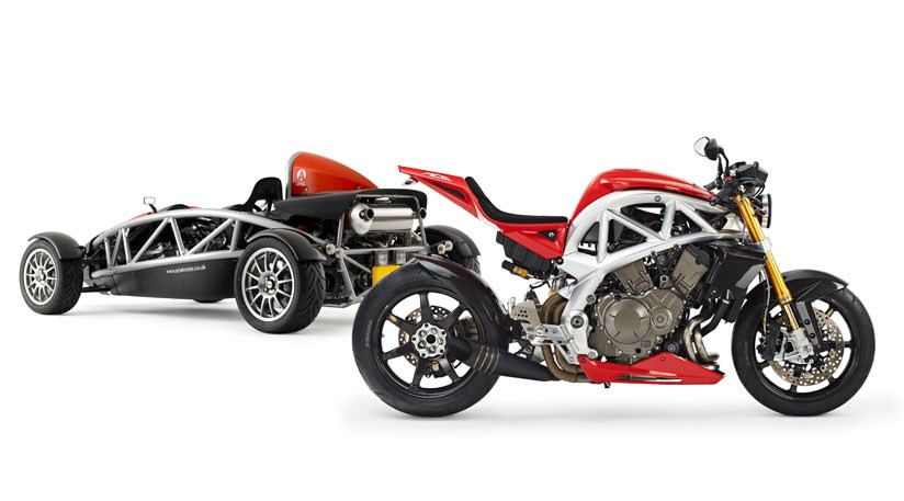 Ariel Ace 2015 New Motorbike From Makers Of Atom By Car