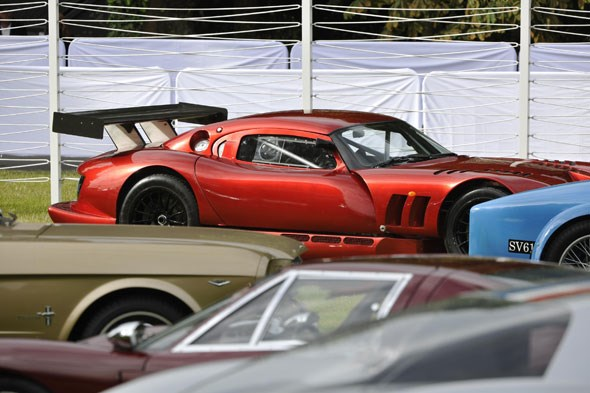 Amazing cars, ancient and modern at Festival of Speed