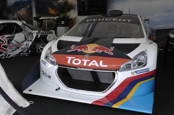 Will Sebastian Loeb beat the course record?