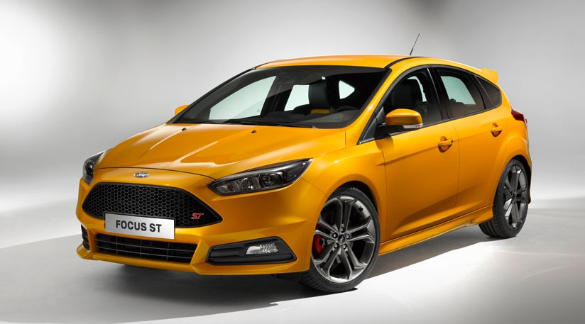 Ford Focus St Facelift 2014 Unveiled Car Magazine