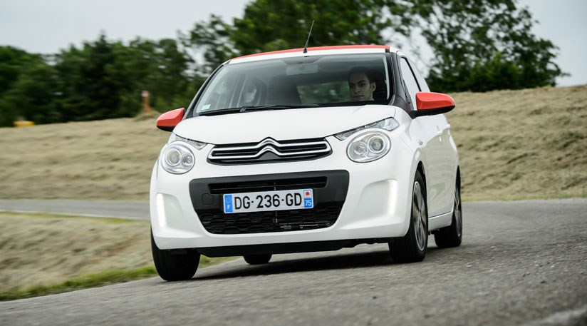 Citroen C1 Feel Puretech 82 2014 Review Car Magazine