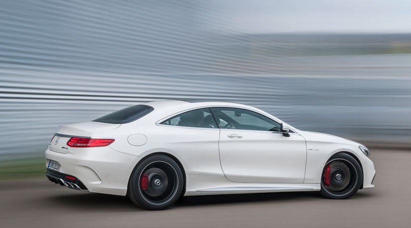 Mercedes S63 Amg Coupe 2014 Review Car Magazine