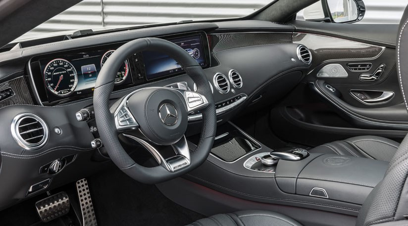 ... Mercedes S63 AMG Coupe (2014) Review ...