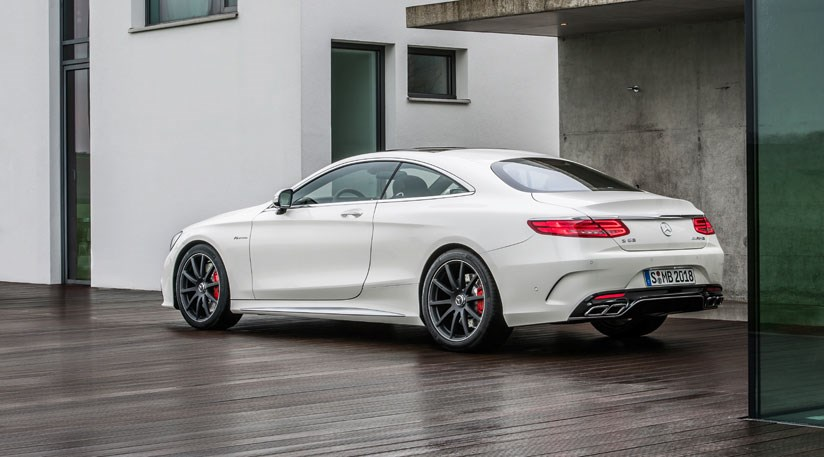 mercedes s63 amg coupe 2014 review car magazine. Black Bedroom Furniture Sets. Home Design Ideas