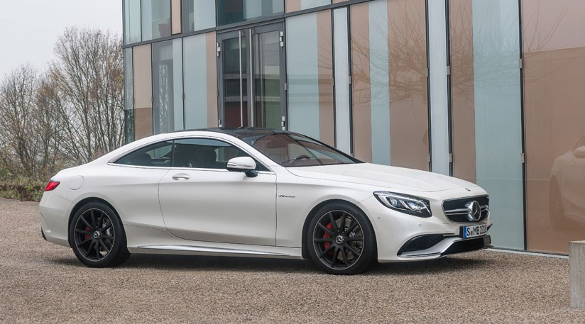 Mercedes s63 amg coupe 2014 review car magazine for Mercedes benz cl65 amg coupe