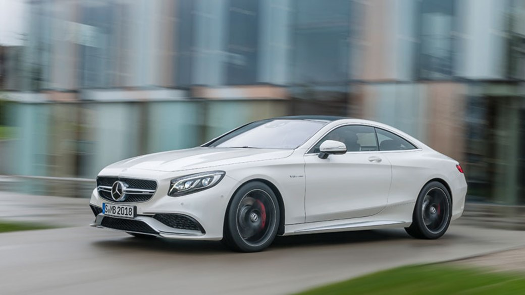 Mercedes S63 AMG Coupe (2014) Review