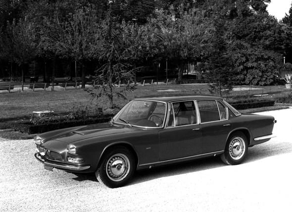 The original Maserati Quattroporte