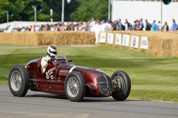 Maserati 8CTF 'Boyle Special' double winner of Indy 500