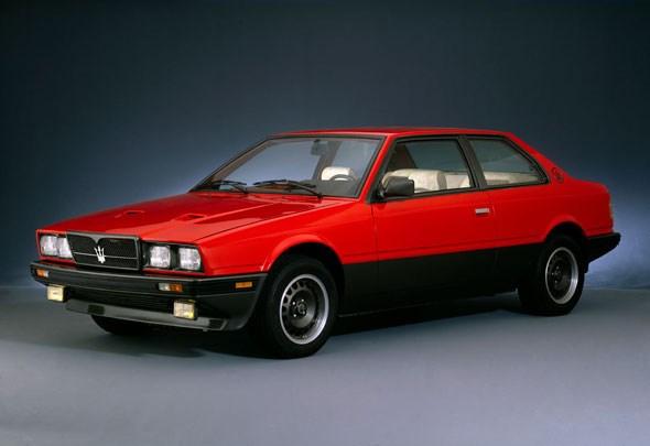 Maserati Biturbo selected as Time Magazine's worst car of 1984