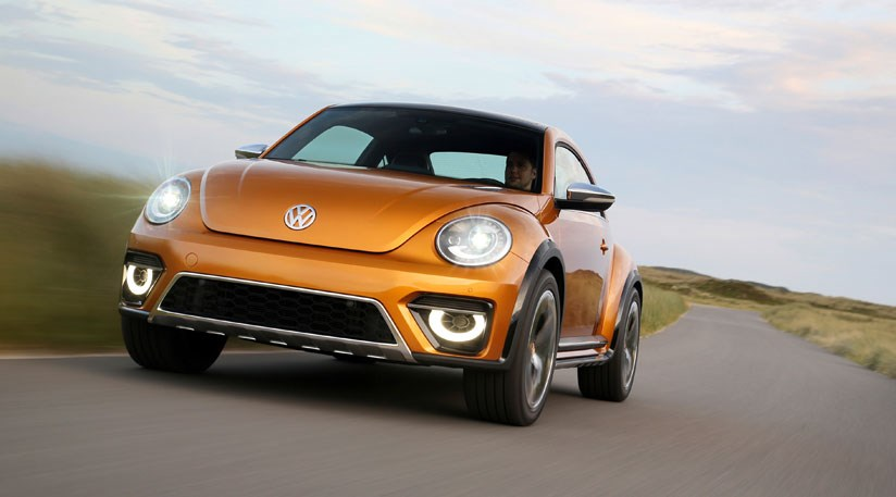 Vw Beetle Dune To Go On Sale In Early 2016 Car Magazine