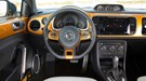 VW Beetle Dune concept car cabin. Unlikely to scare fans of VW switchgear