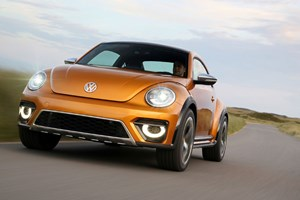 VW Beetle Dune: to go on sale in 2016