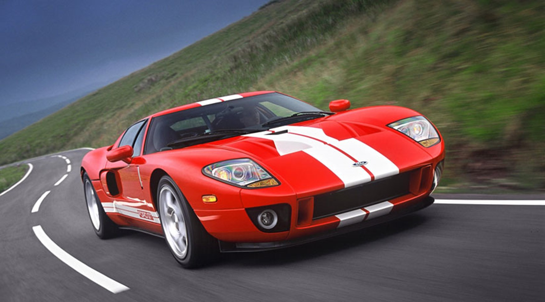 Bring Back Richard Parry Jones Ford Invented The Supercar Thats Why It Must Have One In Its Line Up