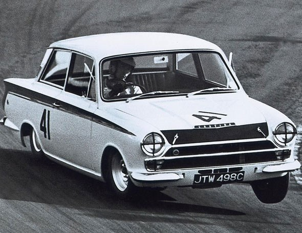 Lotus Cortina from the 1960s: we want it back!