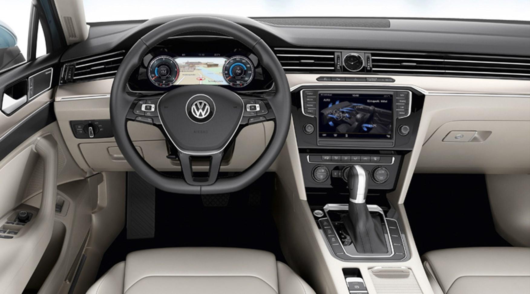 Volkswagen Passat 2014 First Pictures Vw S Passat Mk8