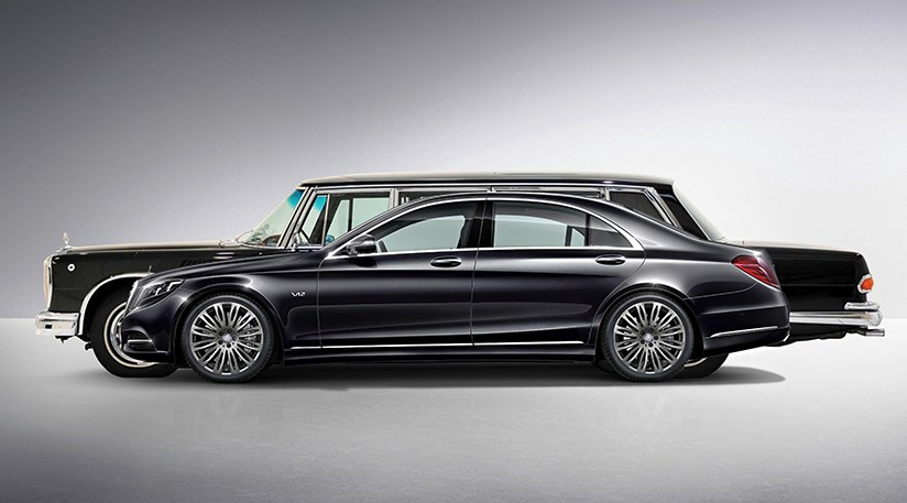 Brabus To Revive Pullman Name With Extra Long S Class By